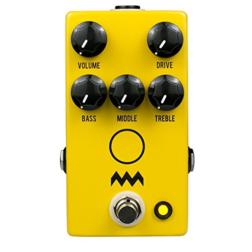 JHS Charlie Brown V4 Overdrive Guitar Effects Pedal (Best Overdrive Pedal For Rock)