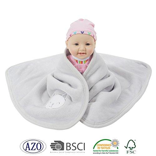 Fleece Pram Blanket - 6