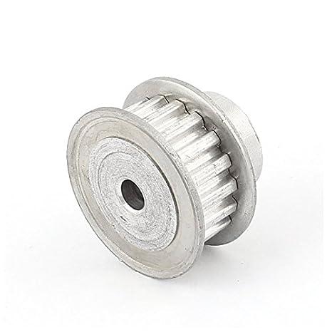 Tipo eDealMax XL 18 Dientes Polea 5 mm Diámetro Diámetro impulsión del Motor síncrono Timing: Amazon.com: Industrial & Scientific