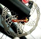 MOWA Road Bicycle Bike Ultralight Titanium Axle