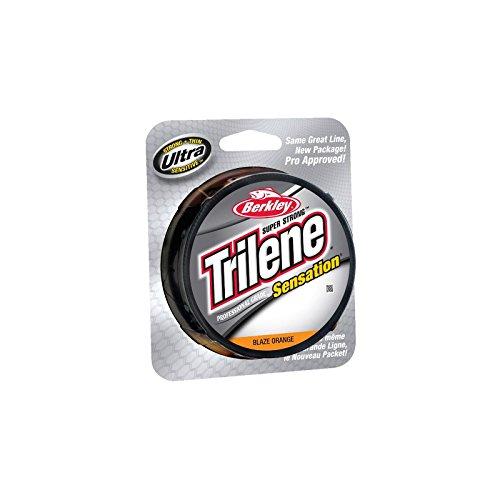 (Berkley Trilene Sensation Pro Grade 8 Spool, Clear, 330 yd)