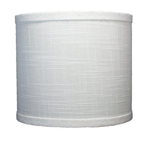Urbanest Linen Drum Lamp Shade, 8x8x7