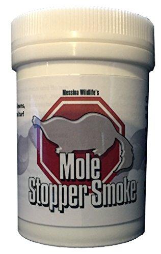 (3) Ea Messinas Mv-s-001 Mole Gopher Vole Stopper Smoke D...