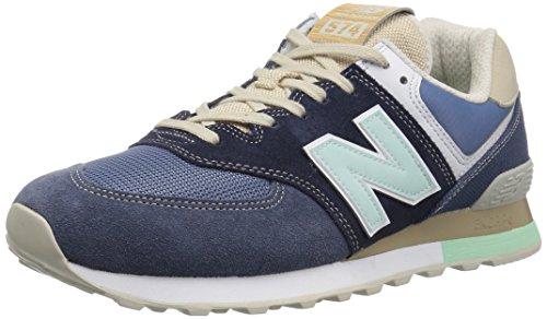 New Sneaker Blu Uomo Ml574v2 Balance qqrTn6aC