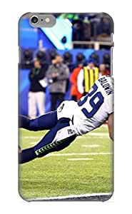 For Iphone 6 Plus Fashion Design Seattle Seahawks Nfl Football 1 Case-npsstl-2649-zwajblo / Cover Specially Made For Thanksgiving Day's Gift