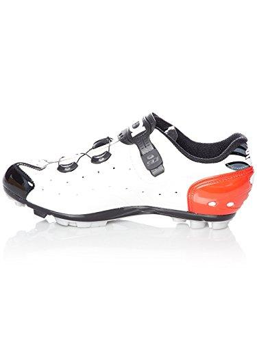 Sidi VTT noir Chaussures Cape blanc qUwBYgU6