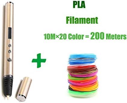 3d Pen Rp900a Diy 3d Printing Pen Support Abspla Filament