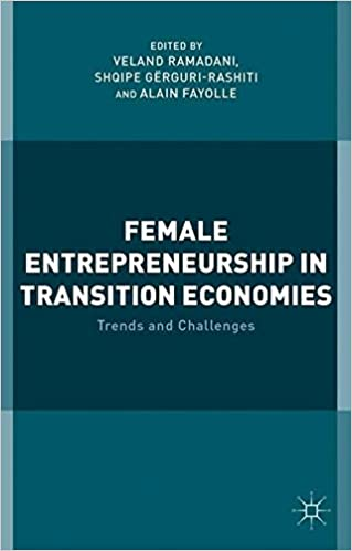 Read Female Entrepreneurship in Transition Economies: Trends and Challenges PDF, azw (Kindle)