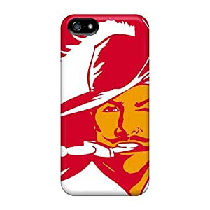 New Premium Flip Case Cover Tampa Bay Buccaneers Skin Case For Iphone 5/5s