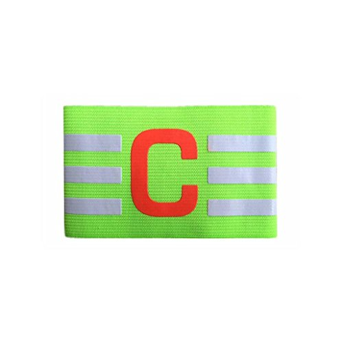 ercise Health Care Elbow Compression Sleeve Football Soccer Adjustable Elastic Captain Armband (Green) (Adult Double Layer Chiffon Skirt)