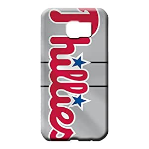 samsung galaxy S7 Shock Absorbing Awesome Protective Cases mobile phone back case philadelphia phillies mlb baseball