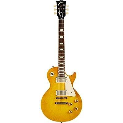 Gibson Custom Standard Historic 1958 Les Paul Plaintop Reissue VOS Electric Guitar from Gibson Custom