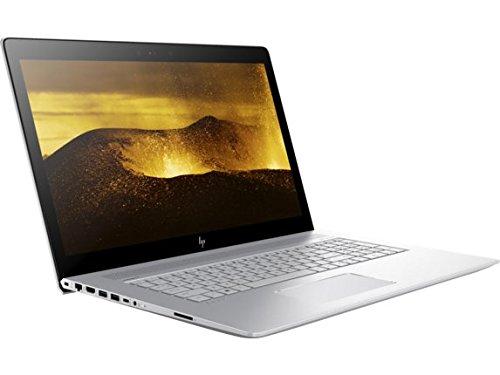 HP Envy 17t Touch Quad Core (8th Gen. Intel i7-8550U, 16GB DDR4, 1TB + 256GB NVMe SSD, NVIDIA GeForce 4GB GDDR5, 17.3'' FHD IPS WLED, DVD Writer, Bluetooth, Windows 10) - Bang & Olufsen Power PC