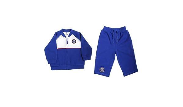 Chelsea Football Club - Chándal de forro polar con Stamford logo ...