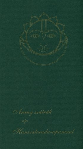 Arany szútrák és Hanszakunda-upanisad (Ánanda könyvek) Bhakti Kamala Tírtha