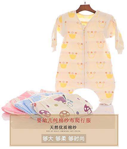 RubyShopUU Saco de Dormir para bebé de 6 Capas de Muselina Gruesa ...