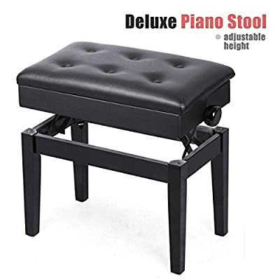 World Pride Deluxe Piano Stool Bench