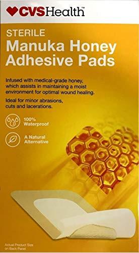 Manuka Honey Adhesive Pads 3
