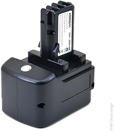 Nx Batterie Visseuse Perceuse Perforateur 96v 2ah 631728 631746 631775
