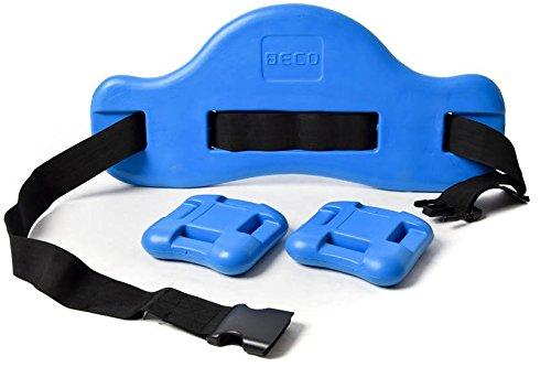 BECO Aquagürtel Variant Aqua Jogging Gürtel Aqua Fitness Auftriebshilfe Aqua