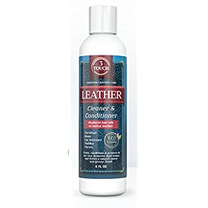 3Touch Leather Conditioner and Cleaner, 8 oz