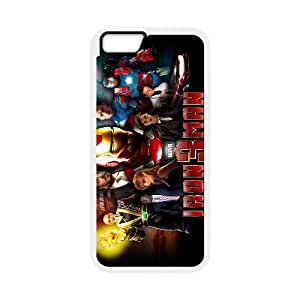 Iron Man For iPhone 6 Plus Screen 5.5 Inch Csae protection phone Case ER974995