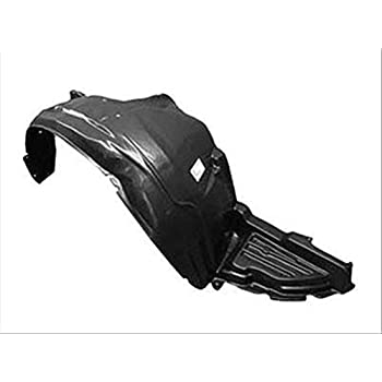 OE Replacement Infiniti G35 Front Passenger Side Fender Splash Shield Partslink Number IN1251106
