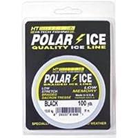 2 Spools NEW HT Polar Ice Braided Line 20# 100Yd Red  ILR-1020