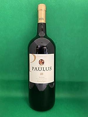 Paulus Vino Tinto Crianza Magnum en Caja 6 botellas 150 cl: Amazon.es: Alimentación y bebidas