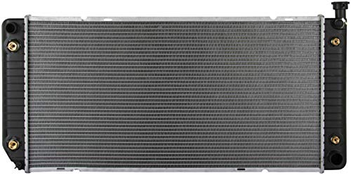 Spectra Premium CU624 Complete Radiator for Chevrolet and GMC