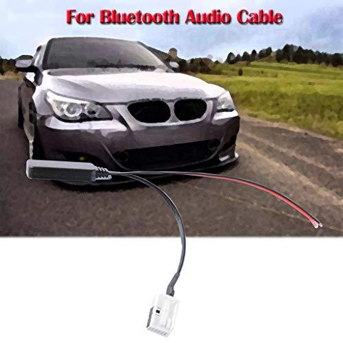 (SMOXX Car Accessories New Blue tooth Audio Cable For The Car E60/E63 Audio Reception)