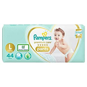 Pampers Premium Care Pants, Large...