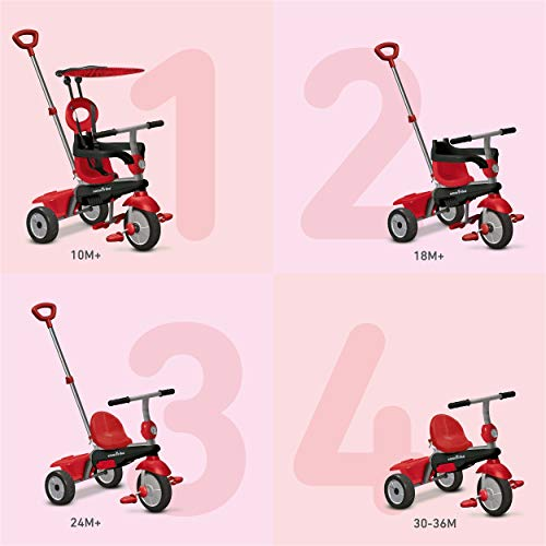 Buy toddler tricycle with push handle