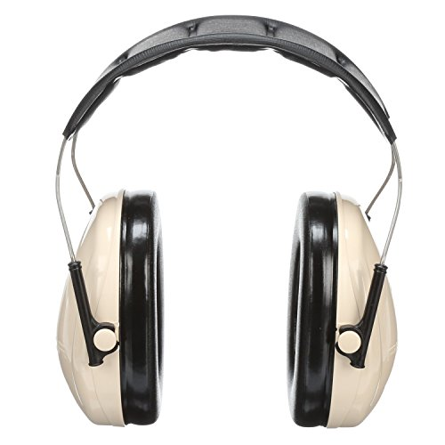 3M Peltor H6AV Optime 95 Over the Head Noise Reduction Earmuff, Hearing Protection, Ear Protectors, NRR 21dB, Ideal for machine shops and power tools by 3M (Image #1)