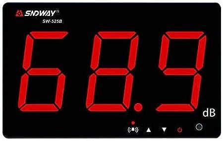 Aohi WXQ-XQ Recorder Noise Meter Decibel Noise Level Meter Size : 256x70x35mm