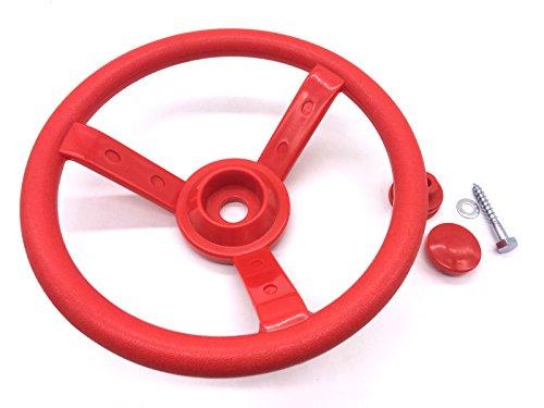 plastic steering wheel - 5