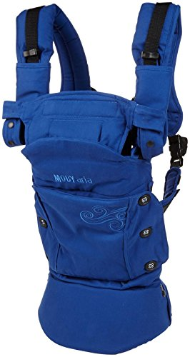 Moby Aria Baby Carrier Blue