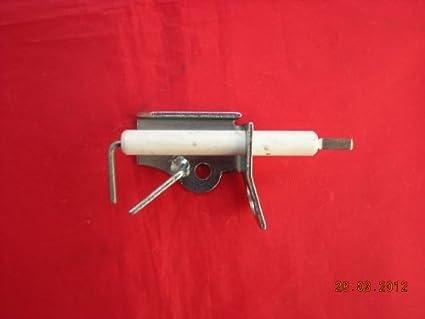 Baxi Bermuda GF & GF2 Súper Gas Fuego Electrodo Montaje 092137 092137BAX