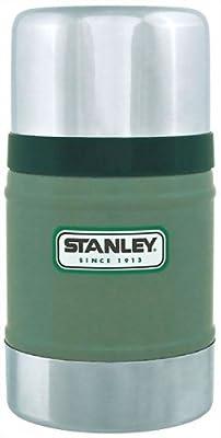 Stanley 17oz Classic Vacuum Food Jar Hammertone Green from Stanley