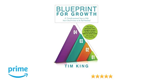 Amazon blueprint for growth 21 transformational steps to amazon blueprint for growth 21 transformational steps to help your church grow to its full potential 9781490853086 tim king books malvernweather Choice Image
