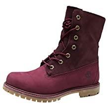 Timberland Women's Authentics Teddy Fold Down Boot
