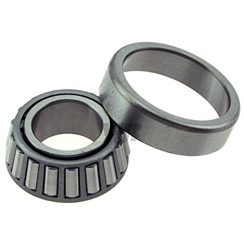 WJB WTA2 WTA2-Rear Wheel Tapered Roller Bearing-Cross Reference: National A-2 / Timken SET2 / SKF BR2