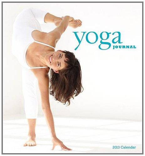 Yoga Journal Calendar 2013