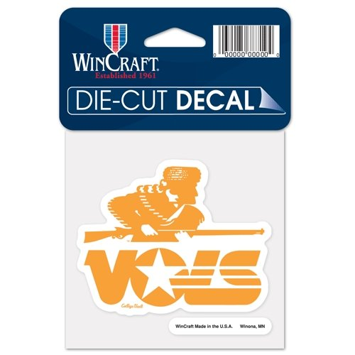 (University of Tennessee Die Cut Decal Sticker)