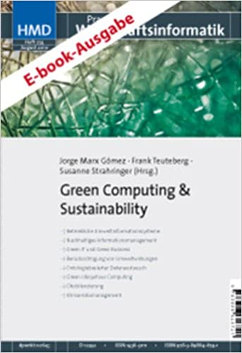 Gratis e-bøger download græsk Green Computing & Sustainability: HMD - Praxis der Wirtschaftsinformatik 274 (German Edition) B007Z3G2O8 PDF RTF
