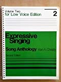 Expressive Singing 9780697035301