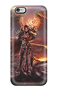 Case Cover Fire Angel/ Fashionable Case For Iphone 6 Plus