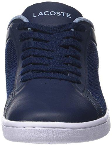 Spw Baskets Bleu 118 Lacoste Endliner nvy Femme Blu lt 1 IUxaw