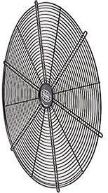 Replacement Fan Grille for 24 Fan, Model 607220