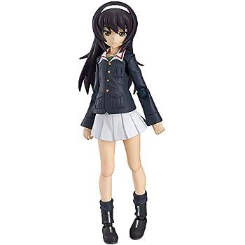 Amazon com: Max Factory Girls Und Panzer: Hana Isuzu Figma
